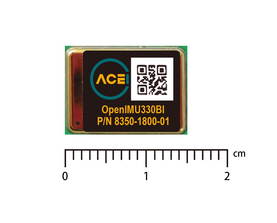 OpenIMU330B-Ruler